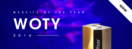 WOTY 2016 is now on.