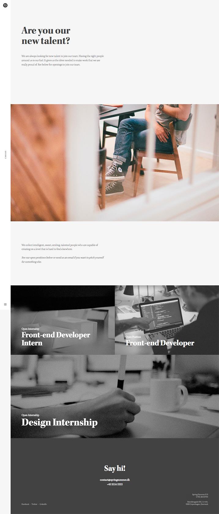 Deconstrukt 6 20 Top Jobs Career Page Designs