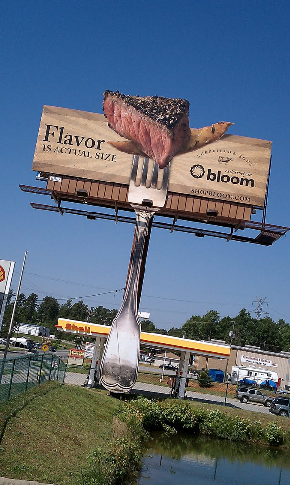 55 Big, Bold & Creative Billboard Designs