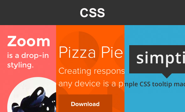 10 Cool CSS and JavaScript Tuts and Plugins