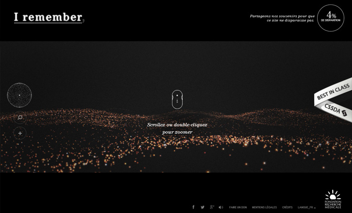 CSSDA - 2014 Best Community Site