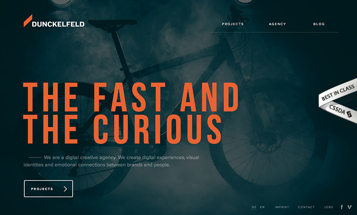 CSSDA - 2014 Best Studio Site