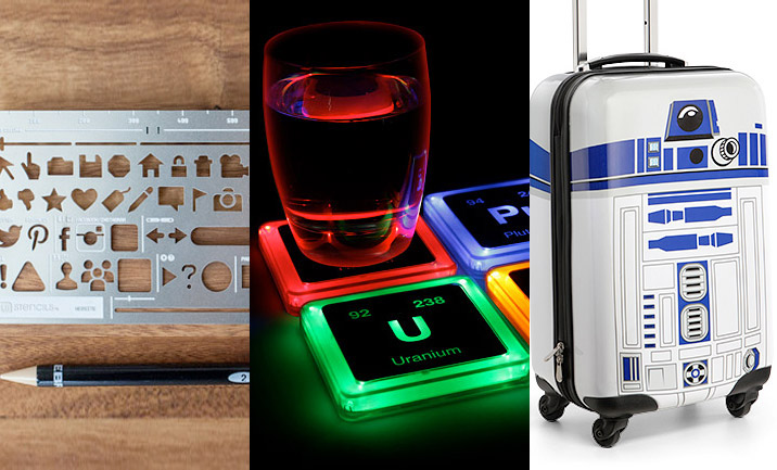 Geek Christmas Gifts.37 Cool Xmas Gifts For Designers Geeks