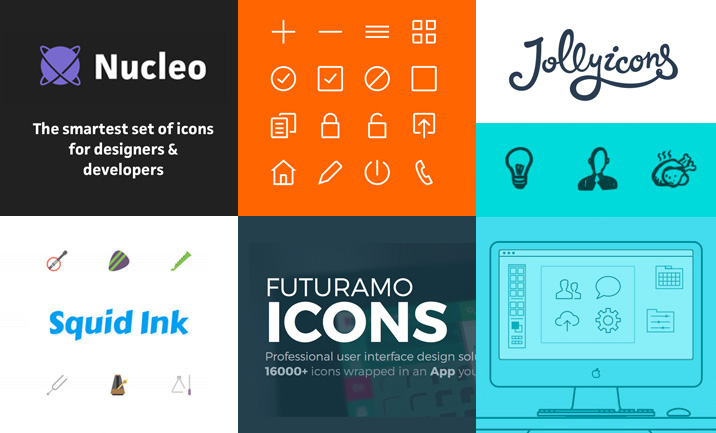 27 Hot CSS & Vector Icon Resources