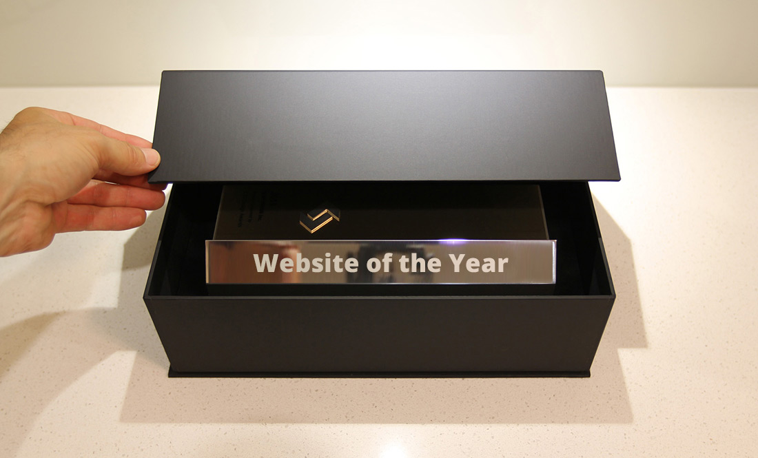 Website of the Year 2015 is here!