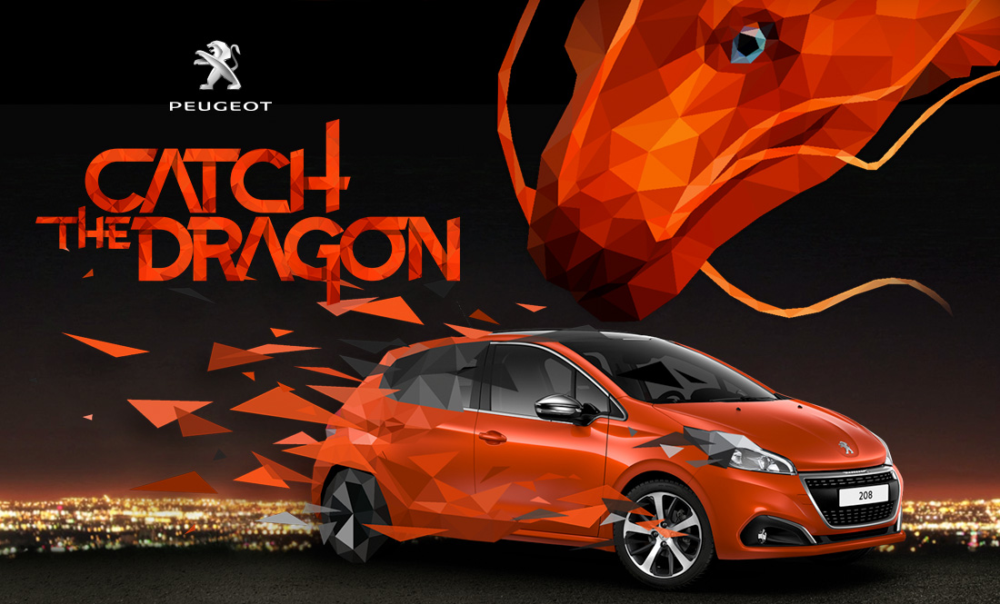Case Study: Peugeot Catch the Dragon by dpdk