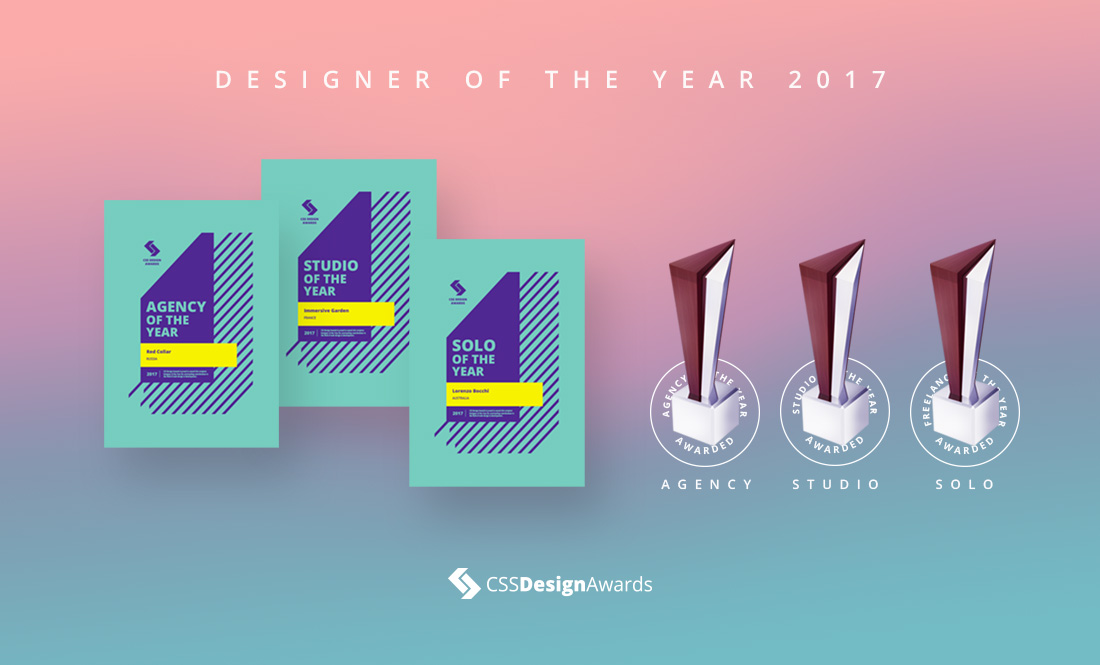 Designer of the Year 2017: The winners are...