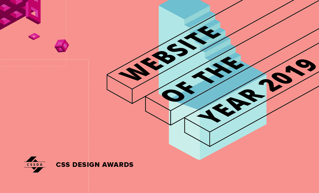 Website of the Year 2019 nominees are in and judging has begun!