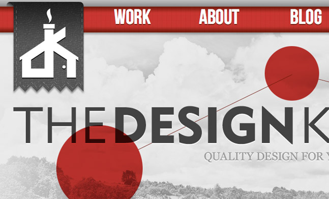 The Design Koop website