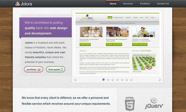 Jolora Web Design Css Design Awards