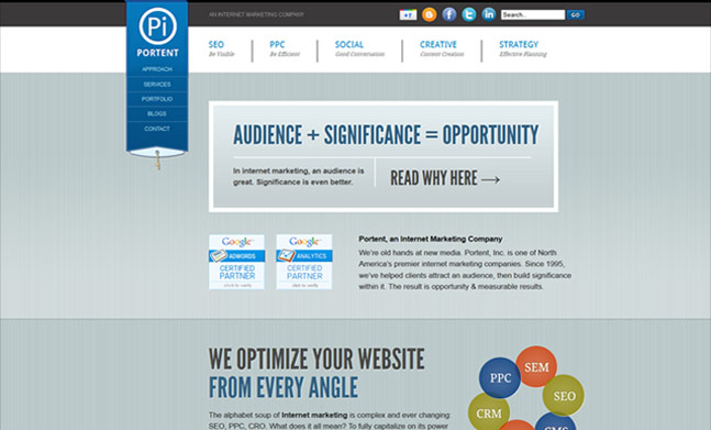 Portent -an Internet Marketing