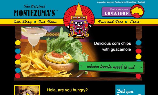 Montezuma S Mexican Restaurant Designed By J6 Design