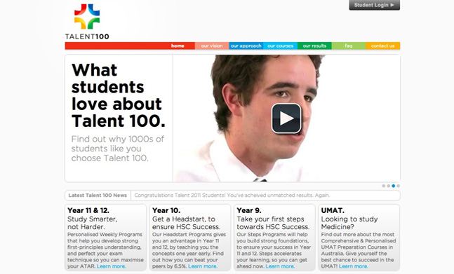 talent 100 hsc study guide