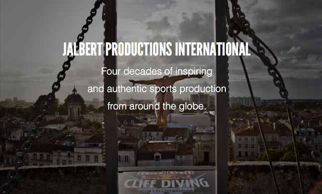 Jalbert Film website