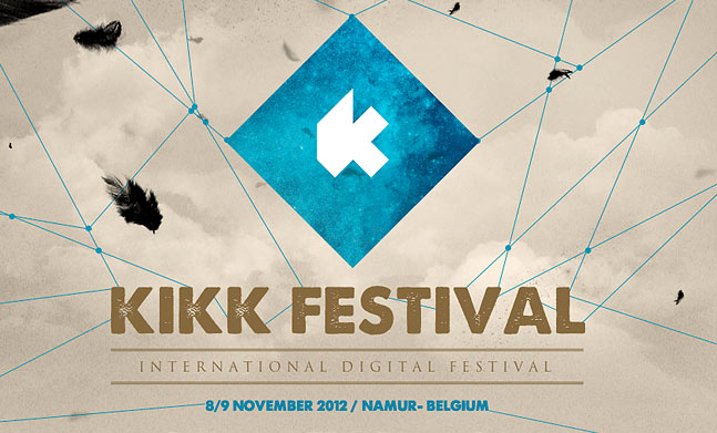 KIKK - Digital Festival website