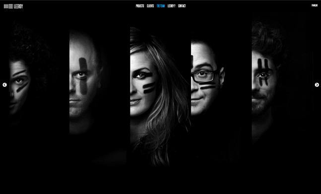 Leeroy Creative Agency Designed By Leeroy Creative Agency