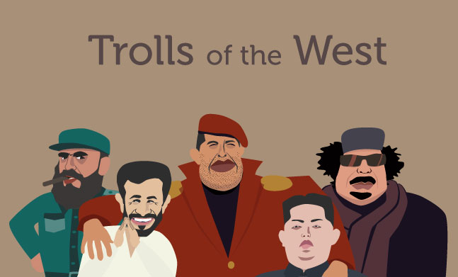 Trolls of the West