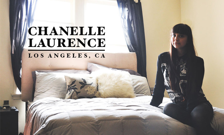 TGO Issue 5 Chanelle Laurence