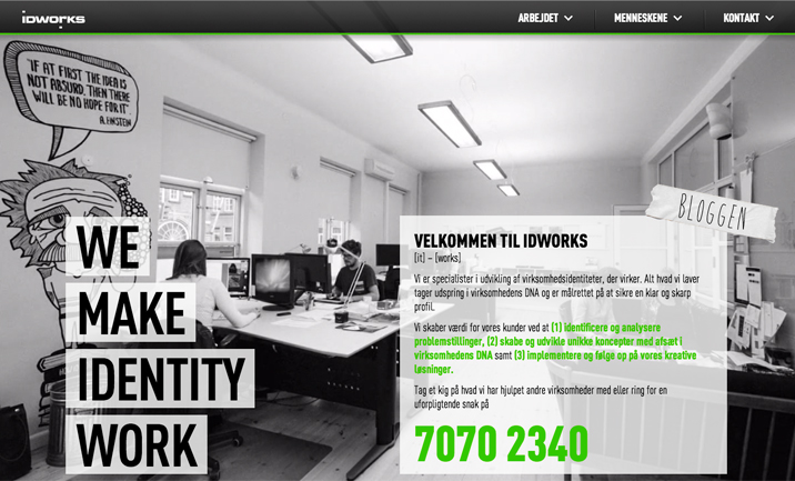 idworks website