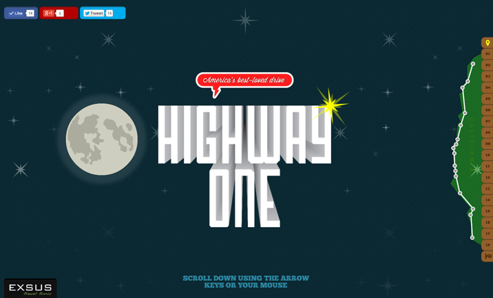 Exsus Highway One