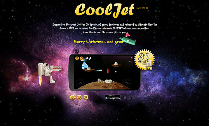 CoolJet website