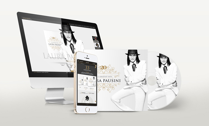 Laura Pausini website