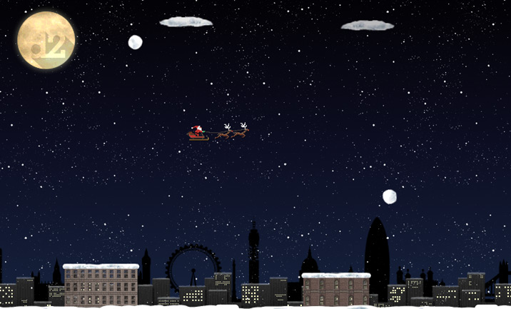 Santa Drop screenshot 2