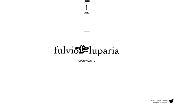 Fulvio Luparia  website