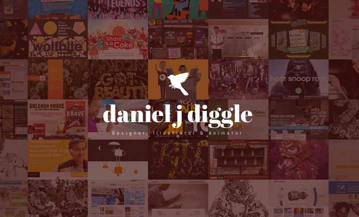 Daniel J Diggle website