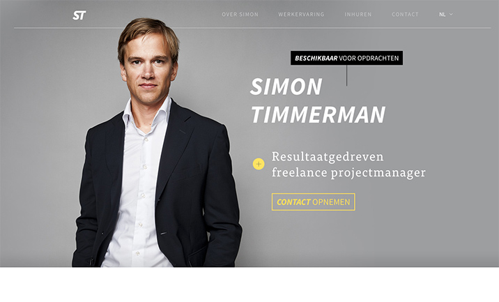 Simon Timmerman website