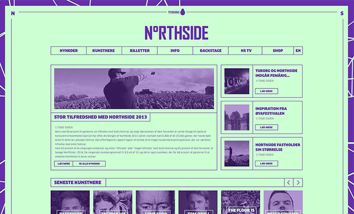 NorthSide website