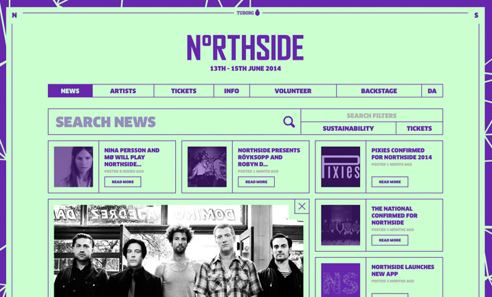 NorthSide screenshot 3