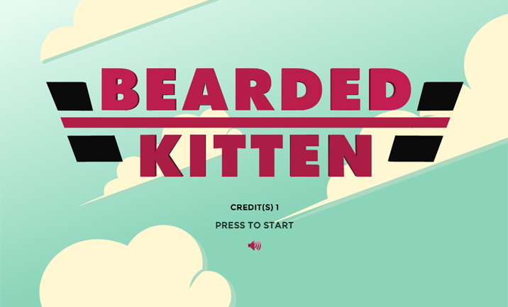 Bearded Kitten website