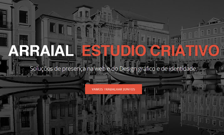 Arraial website