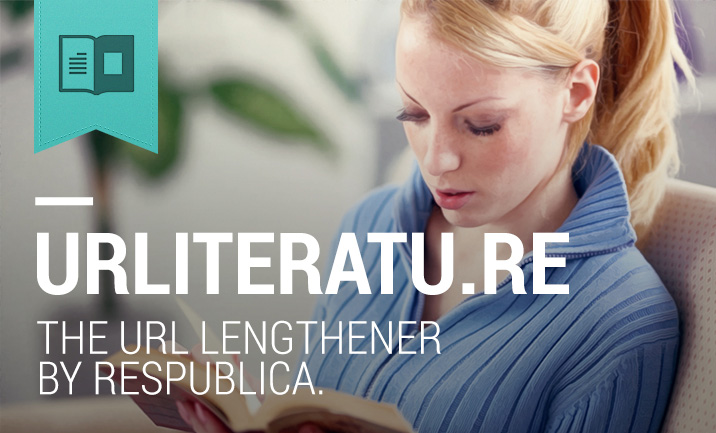 URLITERATU.RE website