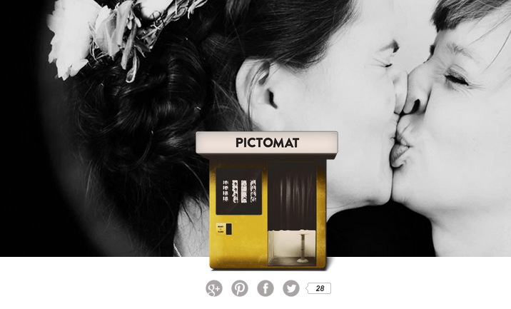 PICTOMAT website