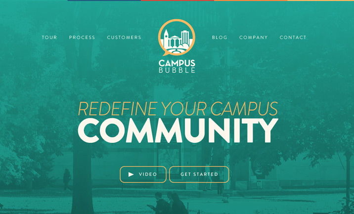 Campus Bubble