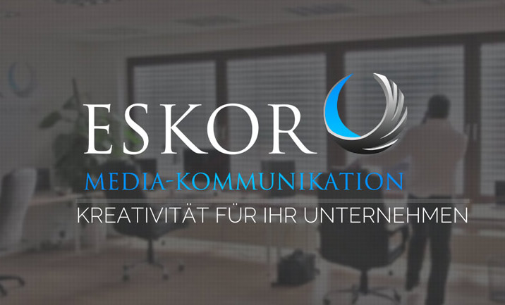 ESKOR Werbeagentur website