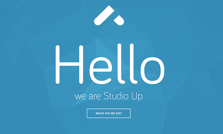 Studio Up website