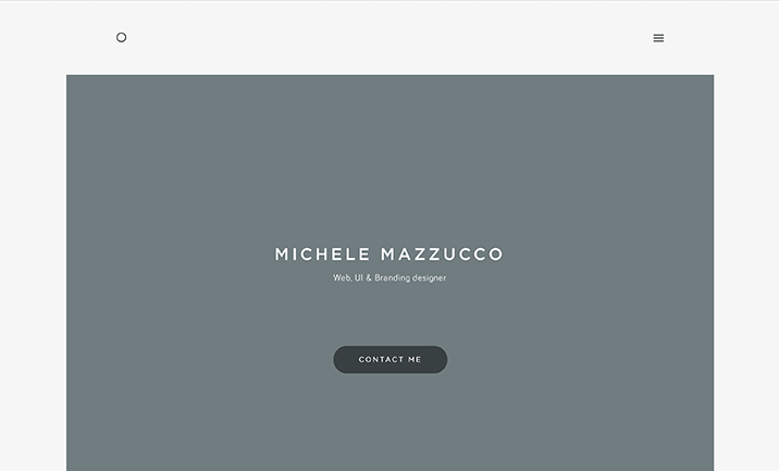 Michele Mazzucco website