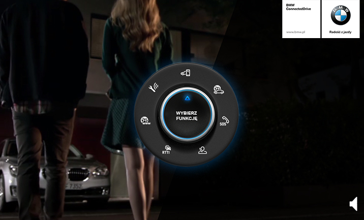 BMW ConnectedDrive website