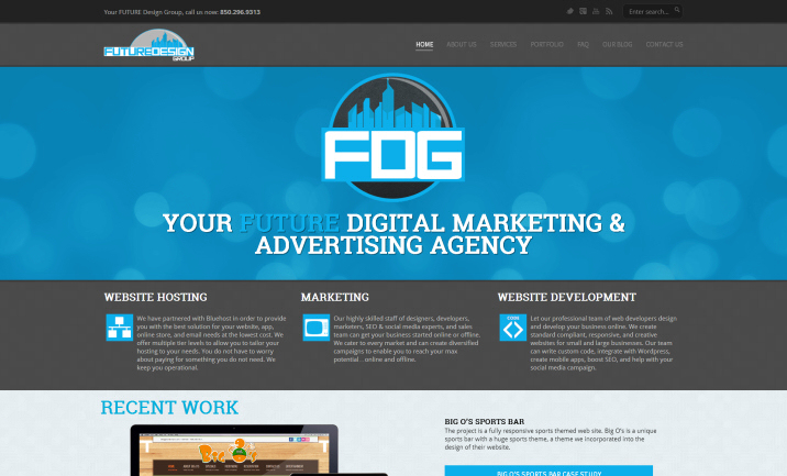 Future Design Group website