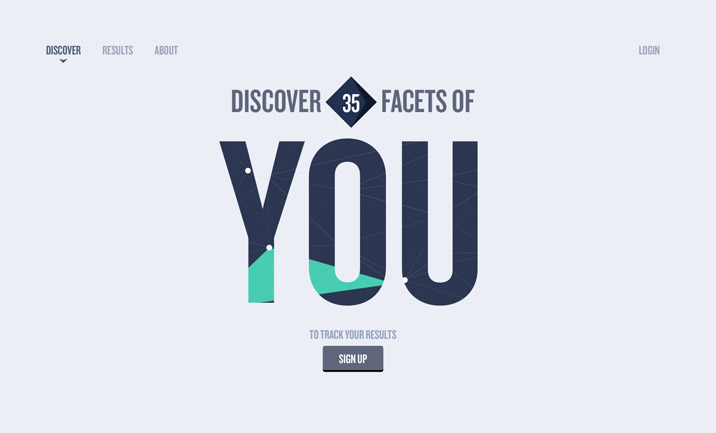 Project You website