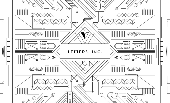 LETTERS, INC. website