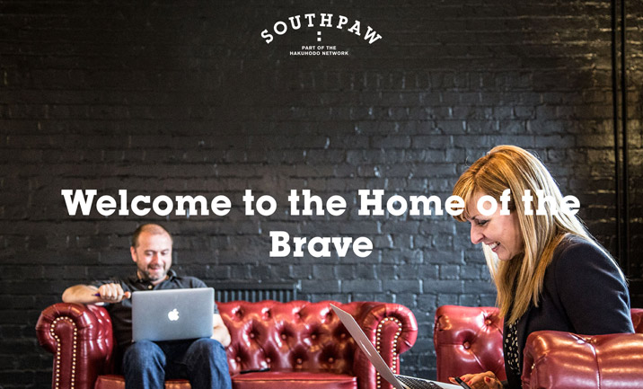 Southpaw website