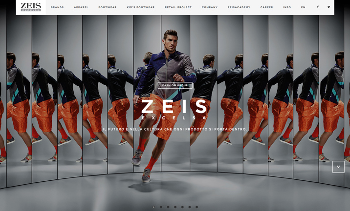 Zeis Excelsa website