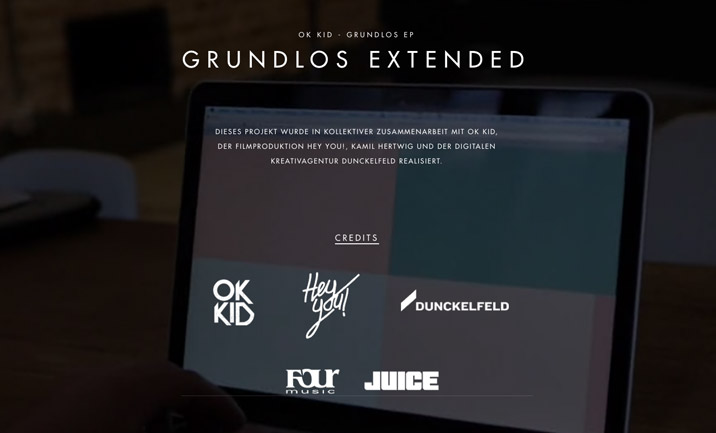 OK KID – Grundlos EP screenshot 2