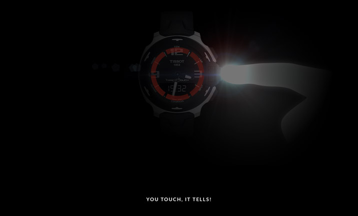 Tissot T-Touch Tactile Watch screenshot 2