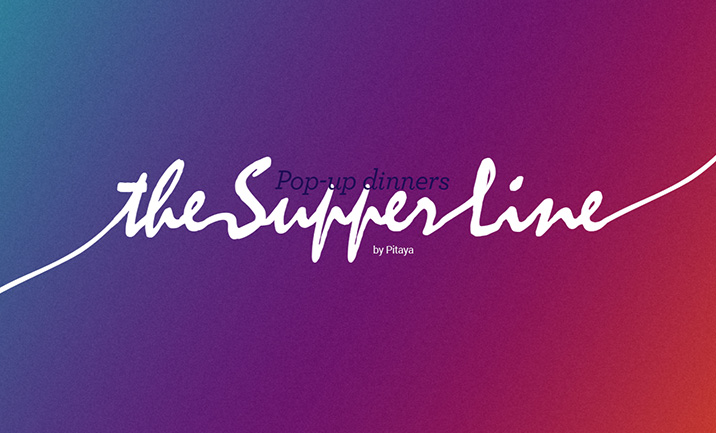 The Supper Line website