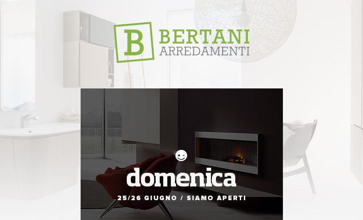 Bertani Arredamenti website